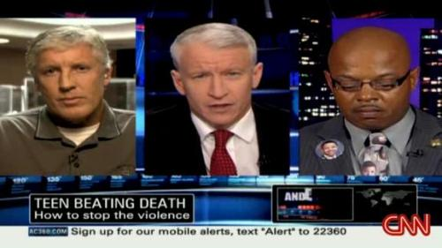 What can be done to stop teen violence in Chicago? Anderson Cooper panel