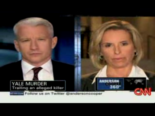 Randy kaye talks to anderson cooper