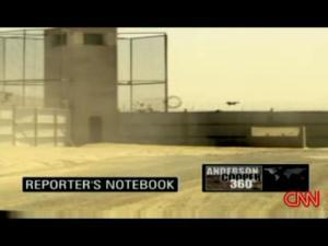 Anderson Cooper Reporter's notebook 1