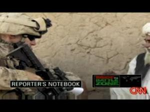 Anderson Cooper Reporter's notebook 2