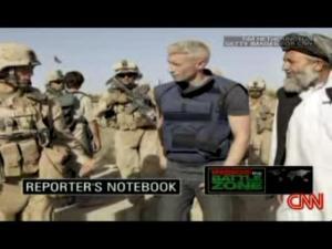 Anderson Cooper reporter's notebook 4