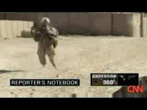 Anderson Cooper Reporter's notebook 5