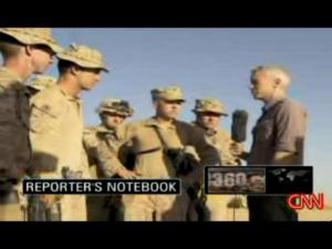 Anderson Cooper Reporter's notebook 7