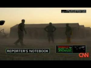 Anderson Cooper Reporter's notebook 8