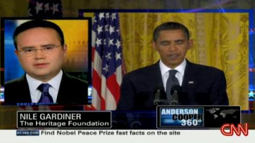 Nile on President Obama