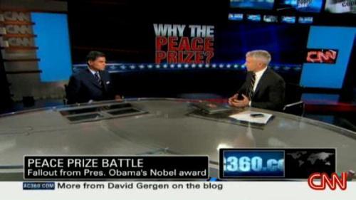 Anderson Cooper & Fareed Zakaria