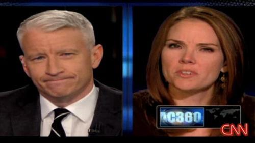 Anderson Cooper & Erica Hill