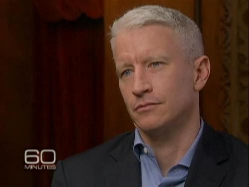 Anderson Cooper Interviews Drew Barrymore